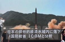 Nga sẵn sàng phối hợp với Triều Tiên để giải quyết khủng hoảng