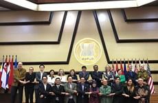ASEAN hợp tác thu hẹp khoảng cách phát triển giữa các thành viên