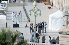 Pháp nỗ lực xác minh danh tính nghi phạm vụ tấn công ở Marseille
