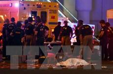 [Video] Cảnh sát Mỹ tập trung điều tra nghi can vụ xả súng