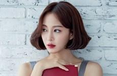 Xu hướng tóc ngắn Hàn Quốc chẳng hề ''nguội'' trong mùa thu đông