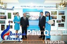 Hãng hàng không Thái Lan khai trương đường bay Bangkok-Phú Quốc