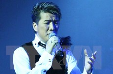Ca sỹ Đàm Vĩnh Hưng lọt vào danh sách đề cử giải MTV châu Âu