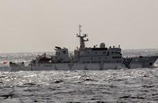 Bốn tàu tuần tra Trung Quốc đi vào khu vực lãnh hải của Nhật Bản