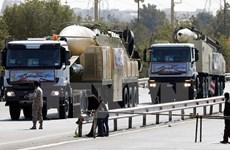 Chính phủ Iran quyết tâm bảo vệ chương trình phát triển tên lửa