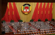 Khai mạc Hội nghị Trung ương 7 Đảng Cộng sản Trung Quốc Khóa 18