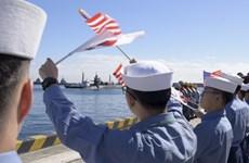 Tàu ngầm hạt nhân USS Michigan của Mỹ tới Hàn Quốc