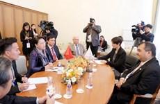 Việt Nam cam kết cùng IPU, các nghị viện ưu tiên phát triển bền vững