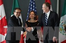 Vòng 4 tái đàm phán NAFTA gặp khó khăn với yêu cầu của Mỹ