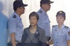 Bà Park Geun-hye gọi phiên xét xử là hành động trả thù chính trị