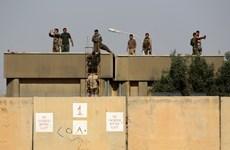 Mỹ kêu gọi các lực lượng Iraq và người Kurd tránh leo thang