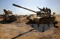 Lực lượng Iraq tiến vào vùng tranh chấp do người Kurd kiểm soát