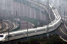 Dự án đường sắt Thái Lan-Trung Quốc sẽ được khởi công trong tháng 11