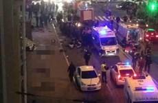 Xe ôtô lao vào đám đông ở Ukraine khiến 5 người thiệt mạng