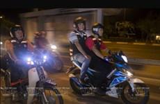 [Photo] Theo chân Biệt đội SOS Sài Gòn rong ruổi lúc đêm khuya