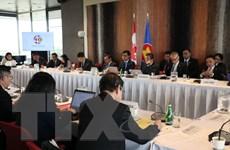 ASEAN-Canada có nhiều tiềm năng và thế mạnh trong thúc đẩy hợp tác