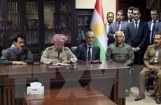Iraq: Tổng thống Khu tự trị người Kurd tuyên bố từ chức