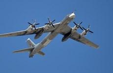 Mỹ, Nhật Bản giám sát máy bay Nga tuần tra Thái Bình Dương