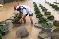 Ngập lụt nghiêm trọng vẫn diễn ra từ Thừa Thiên-Huế đến Quảng Ngãi