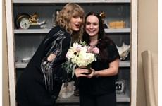 Taylor Swift úp mở về album mới trong phiên họp bí mật
