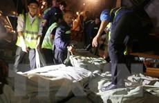 Hàn Quốc hỗ trợ Việt Nam 1 triệu USD khắc phục hậu quả bão số 12