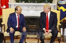 Dấu mốc mới trong quan hệ đối tác toàn diện Việt Nam-Mỹ