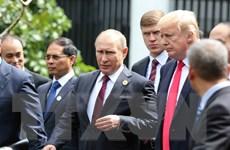 APEC: Nga, Mỹ nhất trí không có giải pháp quân sự cho xung đột Syria