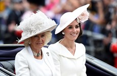 Cuộc chiến nảy lửa giữa Công nương Kate và Công tước Camilla