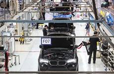 Kinh tế Đức tiếp tục tăng trưởng mạnh trong quý 3 nhờ xuất khẩu