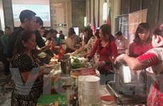 Đêm hội ASEAN Gala Night giới thiệu văn hóa ẩm thực tại Singapore
