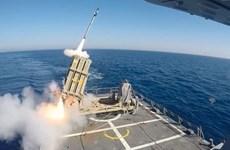 Israel lắp đặt hệ thống phòng thủ tên lửa Vòm Sắt trên tàu chiến