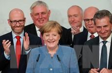 Thủ tướng Merkel hối thúc SPD tiếp tục duy trì chính phủ liên minh