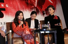 Gặp 2 kiều nữ gốc Việt tham gia bom tấn ''Star Wars: The Last Jedi''