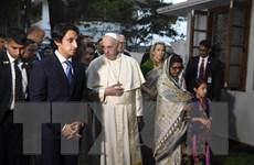 Kết thúc công du Myanmar, Giáo hoàng Francis thăm Bangladesh
