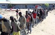 AU và EU nhất trí kế hoạch khẩn cấp về người di cư tại Libya