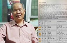 PGS Bùi Hiền bình thản giữa tâm bão về câu chuyện cải cách tiếng Việt