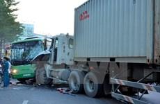 """[Video] TP.HCM phát sinh 11 """"điểm đen"""" tai nạn giao thông"""