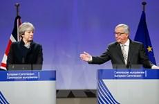 Ủy ban châu Âu: Đàm phán Brexit đã đạt được tiến bộ đầy đủ