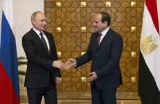 Nga ký thỏa thuận xây nhà máy điện hạt nhân đầu tiên tại Ai Cập