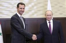 Nga muốn hợp tác với Iran, Thổ Nhĩ Kỳ về hòa bình Syria