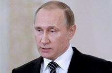 Tổng thống Nga Vladimir Putin đến Syria hạ lệnh rút quân