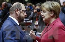 Đức: Liên đảng CDU/CSU, SPD lạc quan về lập chính phủ liên minh