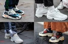 Sneakers 'ông già': Xu hướng kỳ lạ nhưng khó cưỡng trong năm 2018