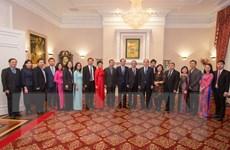 TP. HCM muốn tăng cường hơn nữa quan hệ với đối tác Hoa Kỳ