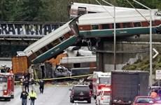 Về vụ tai nạn đường sắt thảm khốc tại Mỹ: Trên 80 người thương vong