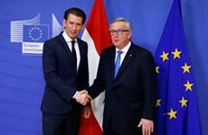 EU khẳng định không thành kiến với chính phủ liên minh cực hữu của Áo