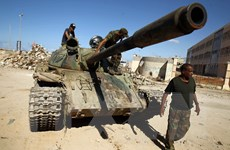 Libya ban bố cảnh báo an ninh ở mức cao nhất tại thủ đô Tripoli