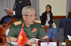 Việt Nam-Campuchia phối hợp phòng, chống cứu hộ cứu nạn khu biên giới