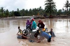 Philippines: Số người thiệt mạng vì bão Tembin tăng lên 200 người