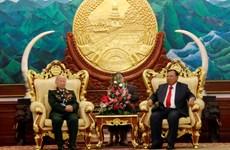 Lào đánh giá cao đóng góp của các chiến sỹ quân tình nguyện Việt Nam